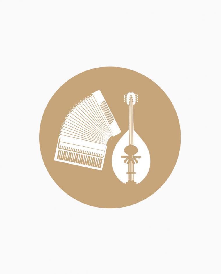 Aperitivo/Wedding Cake - Fisarmonica & Mandolino