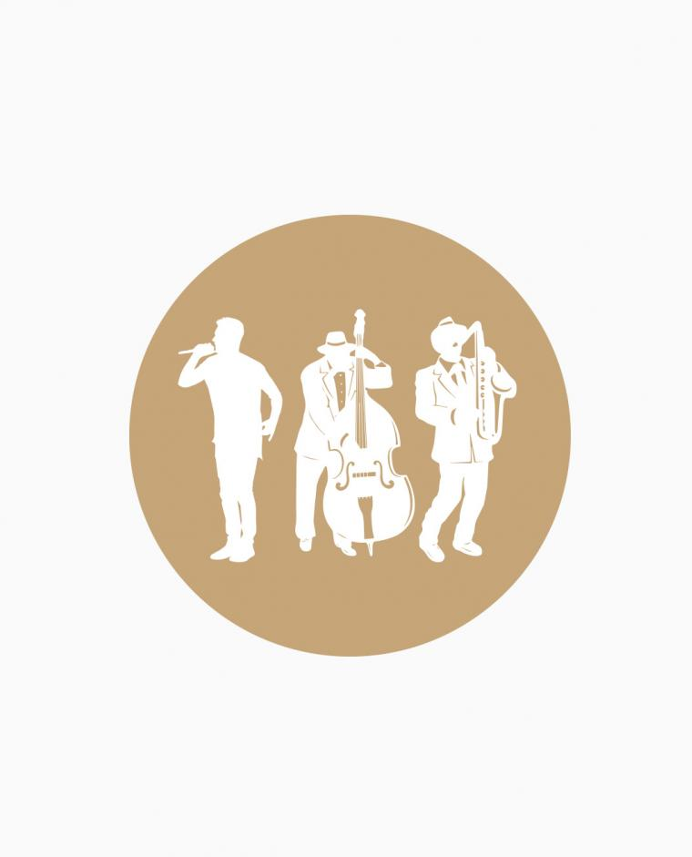 Pranzo/Cena - Trio/Quartetto jazz voce maschile