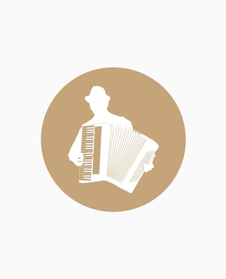 Pranzo/Cena - Fisarmonica Loop Solo