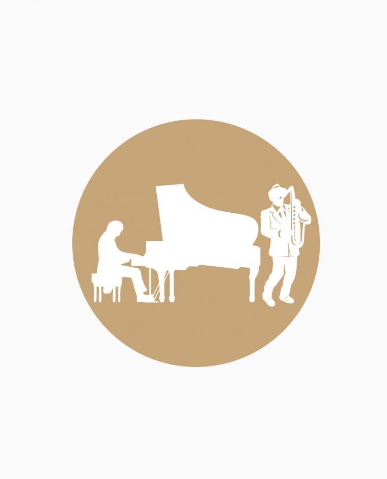 Pranzo/Cena - Sax & Piano